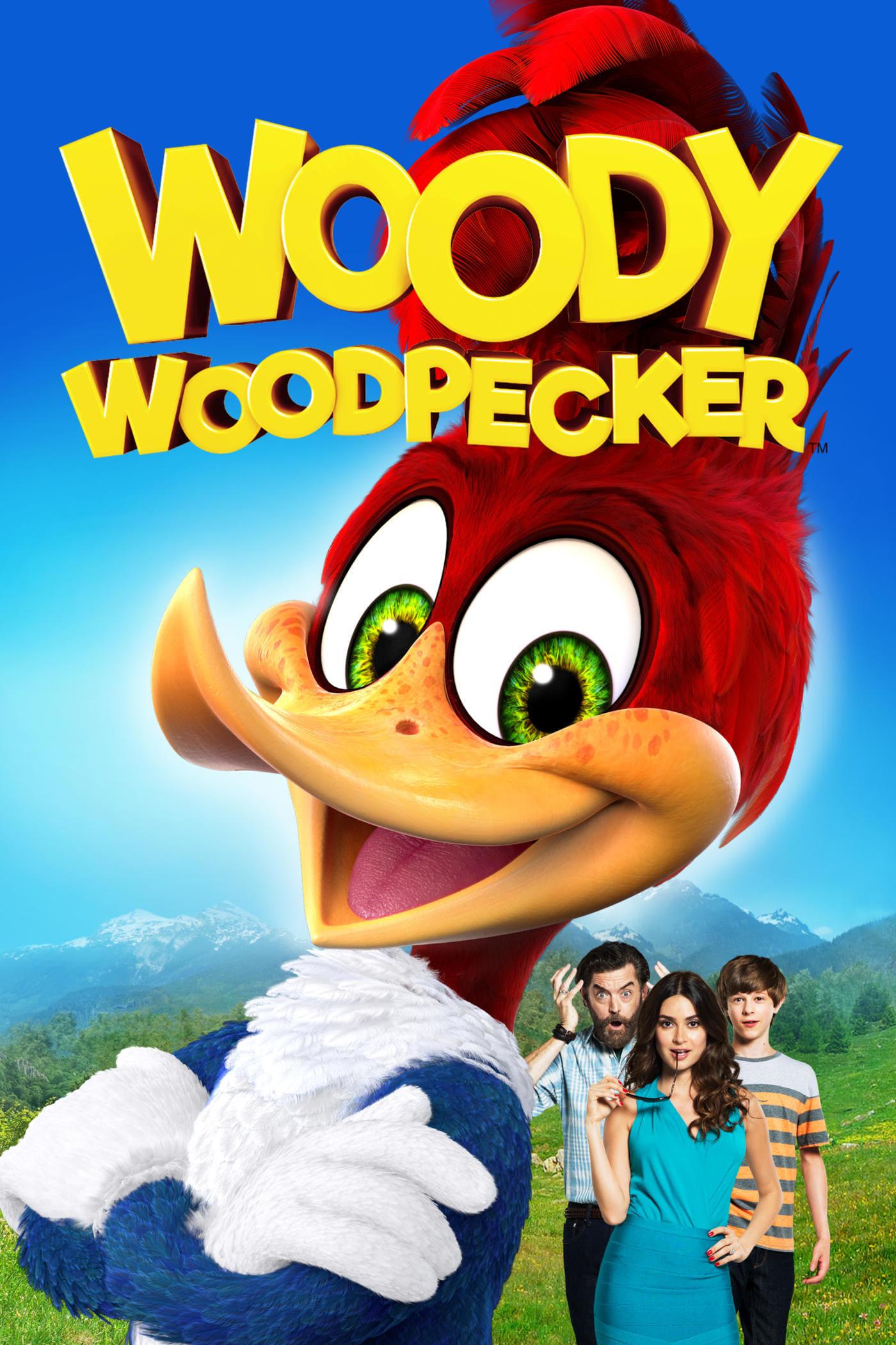Woody Woodpecker (2017) WEBRip 720p