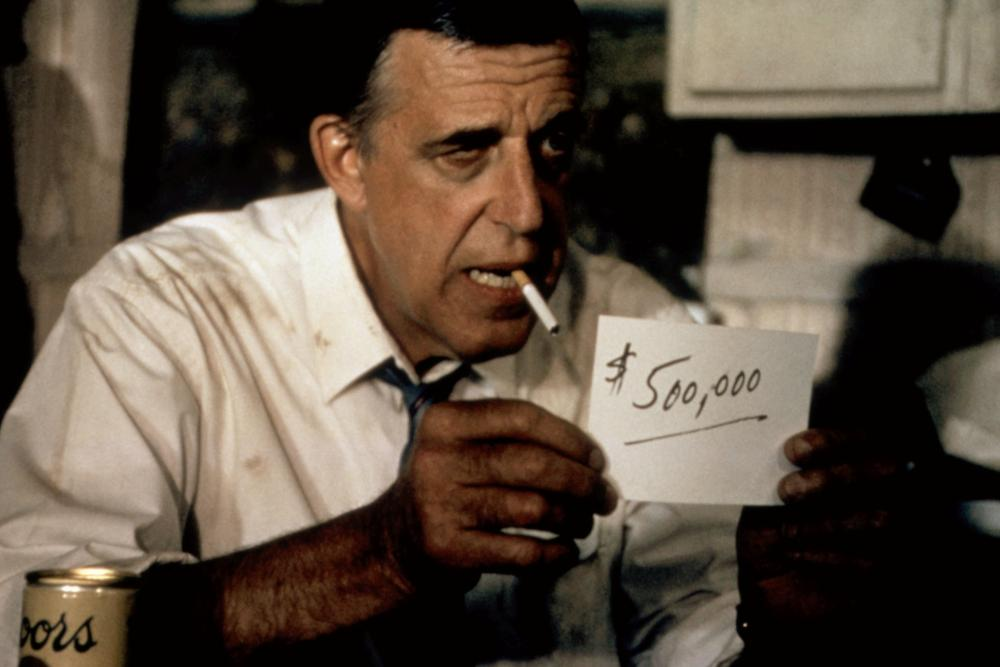 Fred Gwynne in Disorganized Crime (1989)