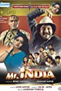 Mr. India (1987) Poster