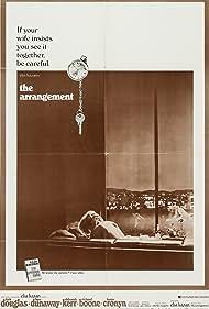 Faye Dunaway in The Arrangement (1969)