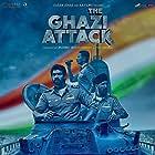 Atul Kulkarni, Kay Kay Menon, and Rana Daggubati in The Ghazi Attack (2017)