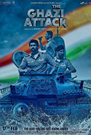 The Ghazi Attack 2017 Full Movie Download Hindi BluRay 720p