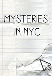 Mysteries in Nyc: An Interactive Series Poster