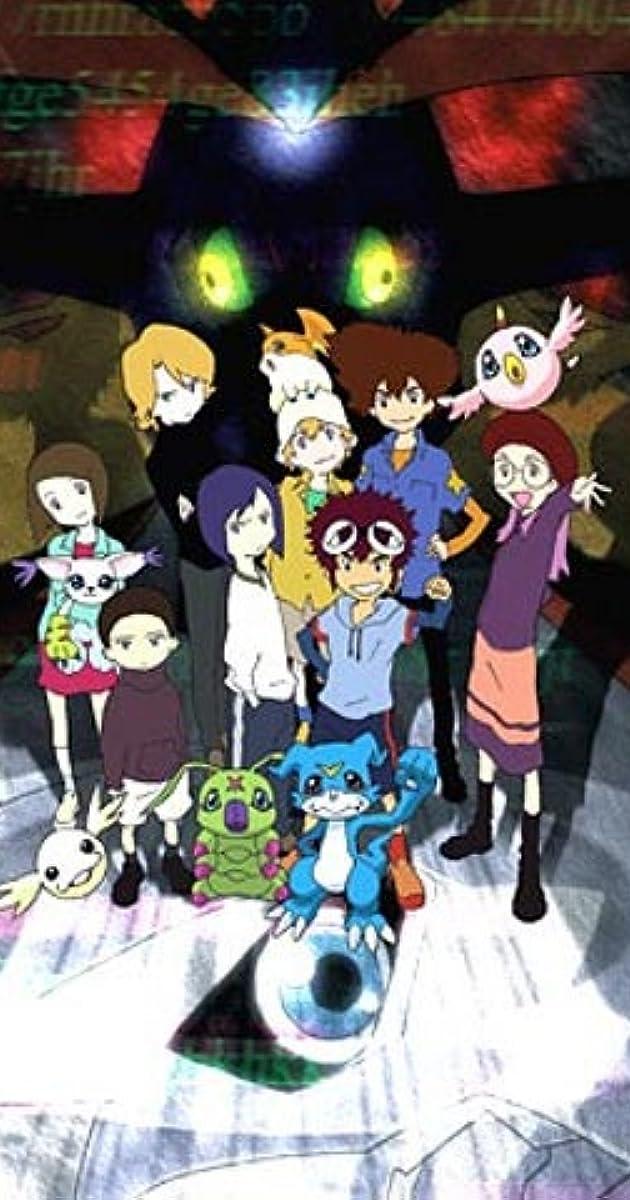 Digimon: Revenge of Diaboromon (2001) - IMDb