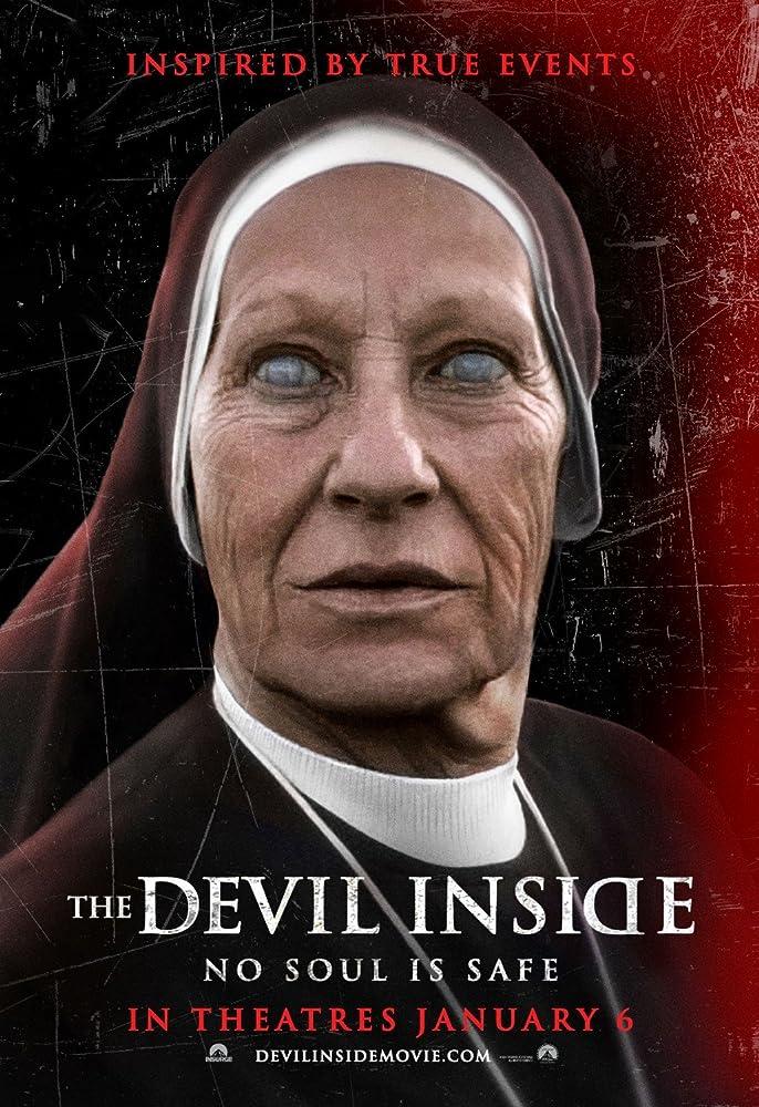 The Devil Inside 2012 Hindi ORG Dual Audio 720p BluRay 800MB ESubs