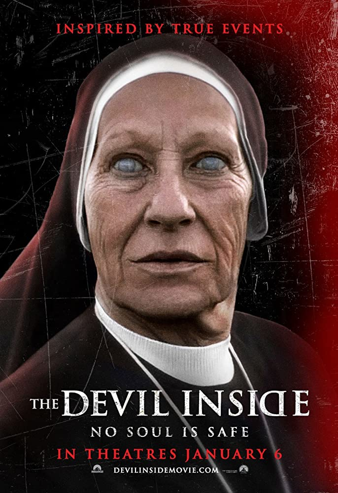 The Devil Inside 2012 Hindi ORG Dual Audio 720p BluRay 800MB ESubs