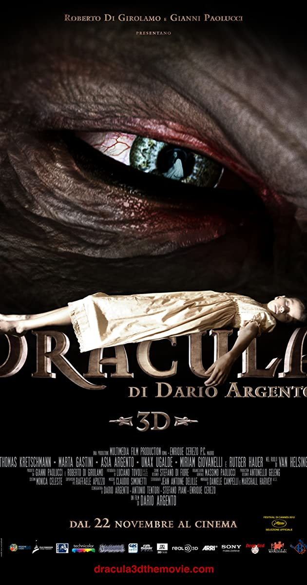 Reviews Dracula 3d Imdb