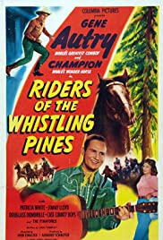 Riders of the Whistling Pines Poster