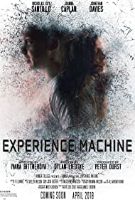 Nicholas Koy Santillo and Joanna Caplan in Experience Machine (2019)