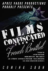 Films Confiscated from a French Brothel Poster