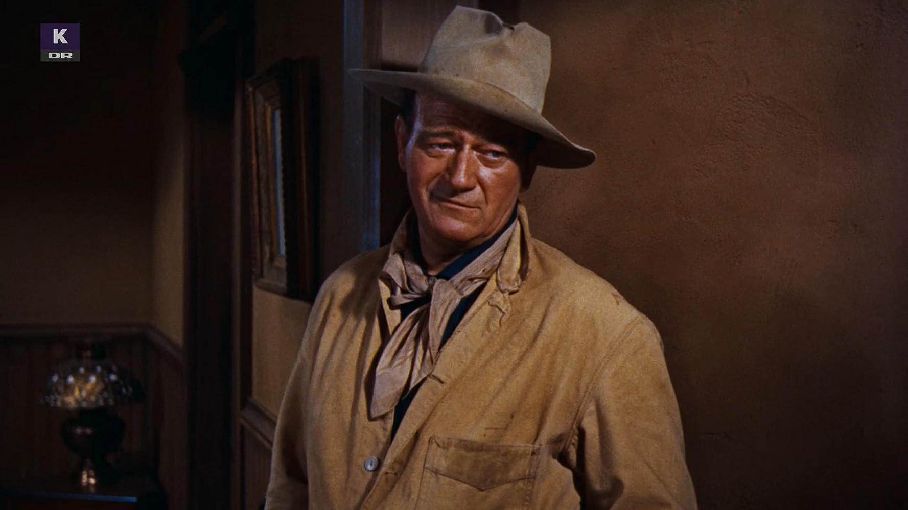 John Wayne in Rio Bravo 1959