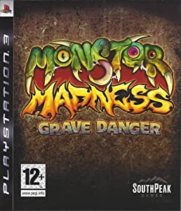 Smartmovie download Monster Madness: Grave Danger [Avi]