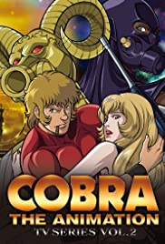 Cobra the Animation Poster