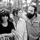 Yona Elian, Paul L. Smith, and Uri Zohar in Koreyim Li Shmil (1973)