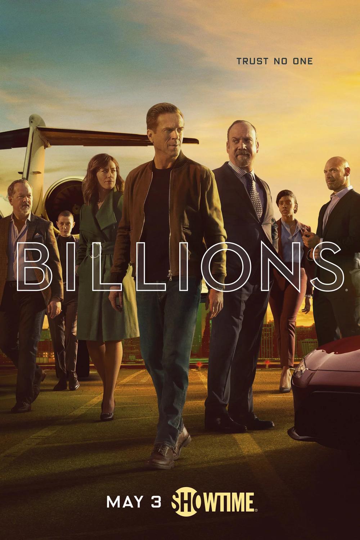 MILIJARDAI (5 sezonas) / BILLIONS