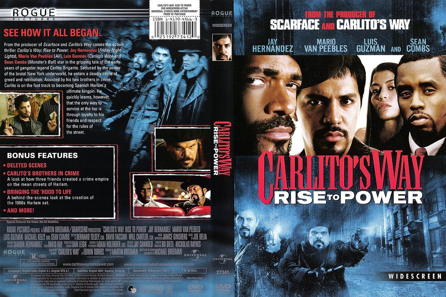 Carlito's Way: Rise to Power (2005)