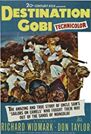 Destination Gobi Poster