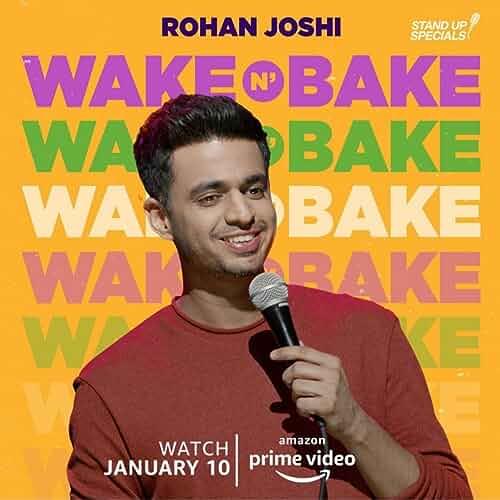 Wake N Bake by Rohan Joshi (2020) Hindi AMZN WEB-DL x264 AAC