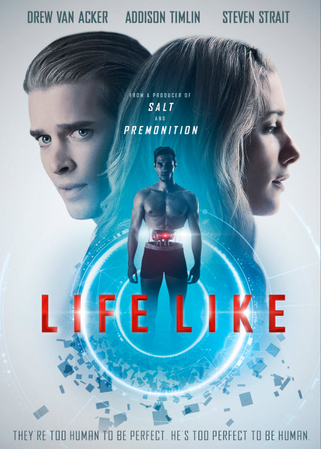 Life Like (2019) English 720p HDRip