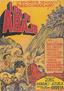 Downloadable movie trailers for free Los de abajo [hddvd]