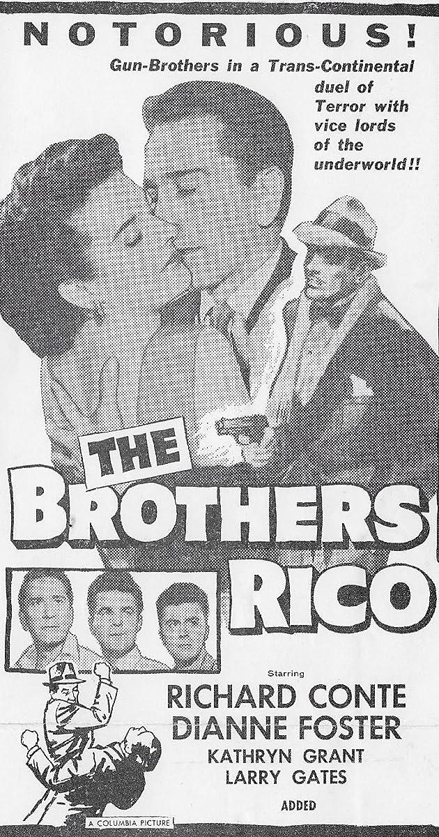The Brothers Rico (1957) - IMDb