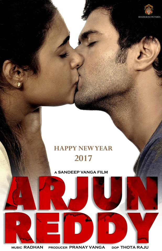 Arjun Reddy (2017) UNCUT Hindi WEBRip 1080p 10bit HEVC DD 2.0 H265 ESubs ~RONIN~ | G- Drive | 3.9 GB |