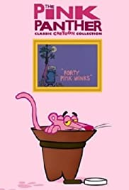 Forty Pink Winks Poster