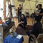Srinivasa Kapavarapu, Armin Nasseri, and Alex Rabin in Seeking Valentina (2015)