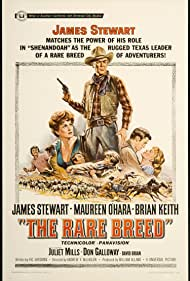 The Rare Breed (1966) Poster - Movie Forum, Cast, Reviews