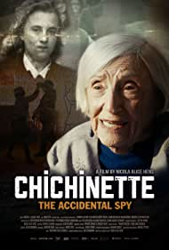 Marthe Cohn in Chichinette: The Accidental Spy (2019)
