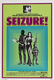 Seizure (1974) Poster - Movie Forum, Cast, Reviews