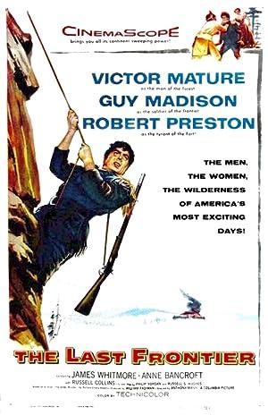 دانلود زیرنویس فارسی فیلم The Last Frontier 1955