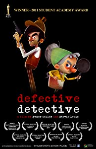 Watch online spanish movies Defective Detective by Fabien Weibel [UHD]