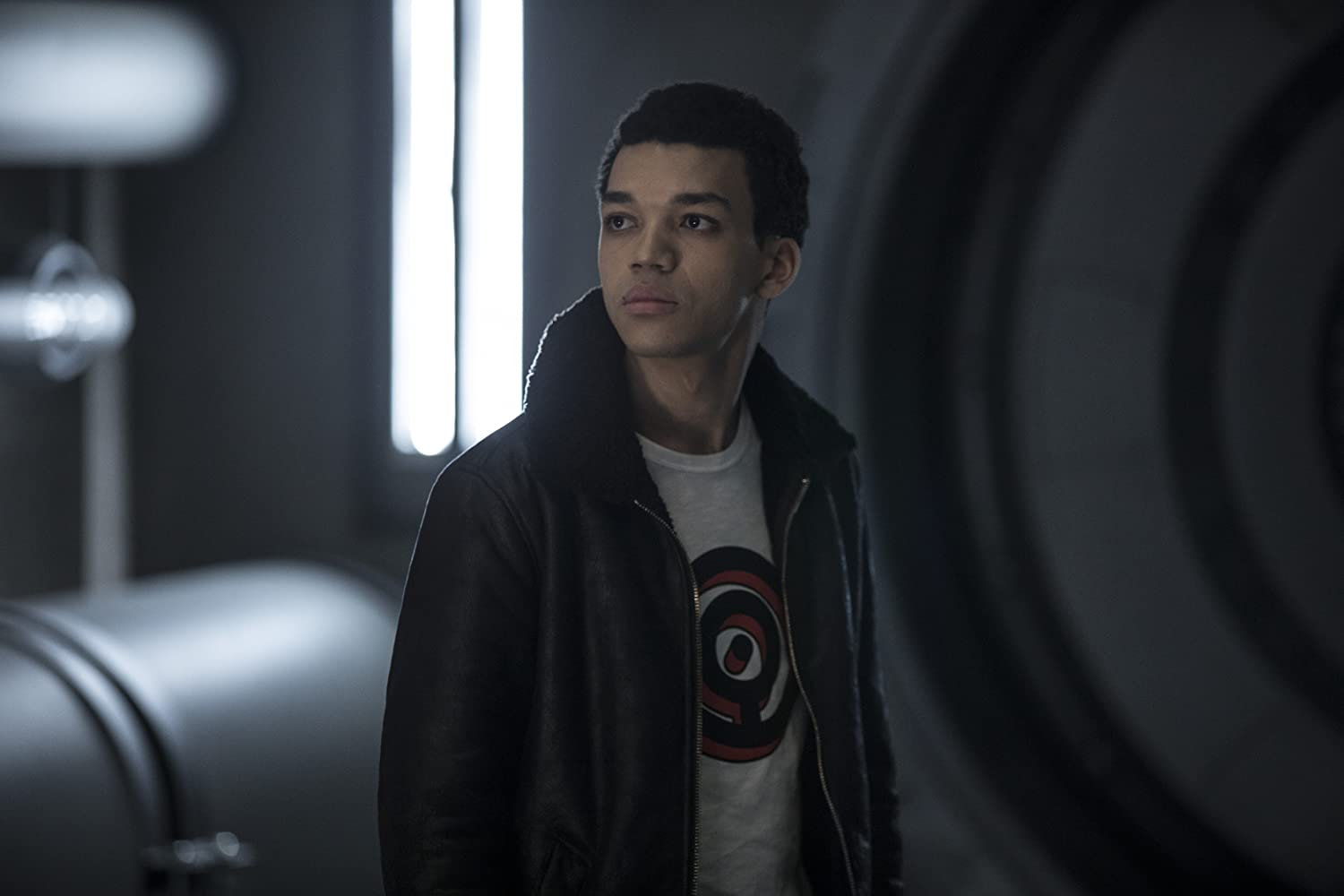 Justice Smith in Pokémon Detective Pikachu (2019)