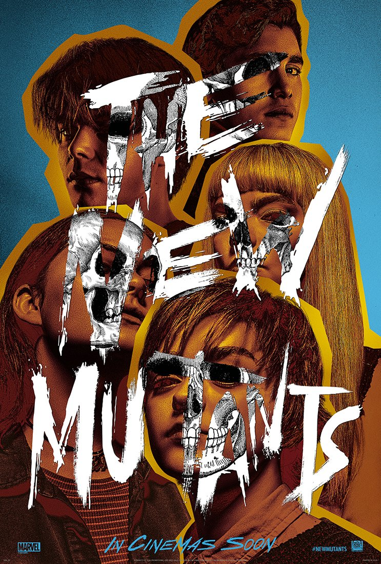 The New Mutants hd on soap2day