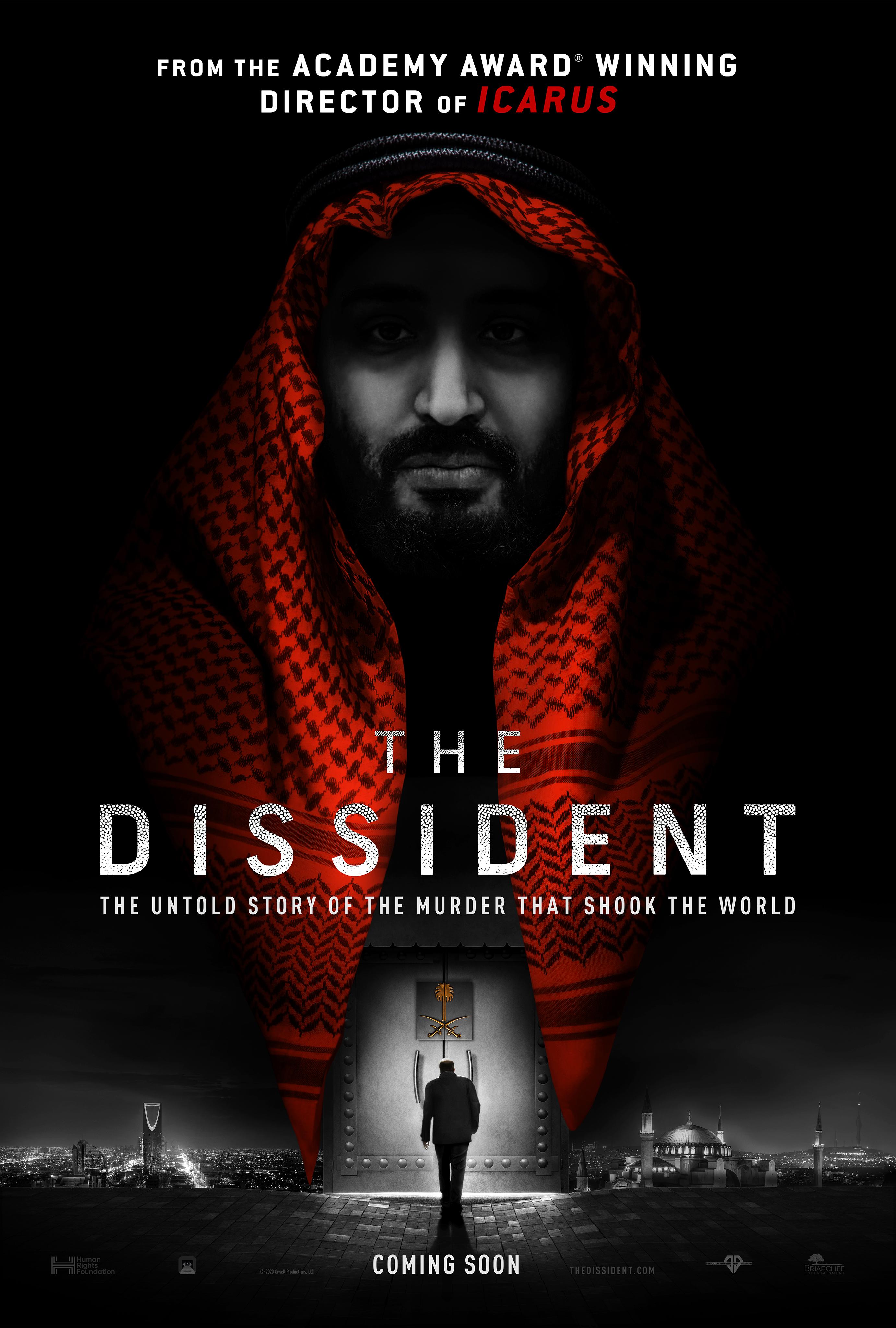 The Dissident (2020) - IMDb
