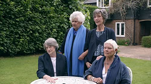 Tea With The Dames - U.S. Theatrical Trailer