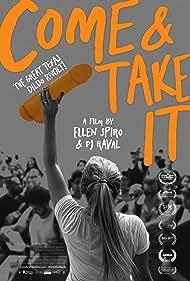 Ellen Spiro, PJ Raval, C.J. Grisham, Jessica Jin, Ana Lopez, Rosie Zander, Kailey Moore, and Elyse Avina in Come & Take It (2018)