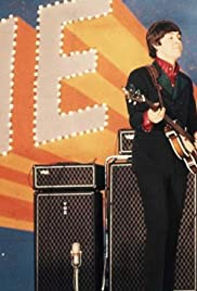 The Beatles Budokan Concert Poster