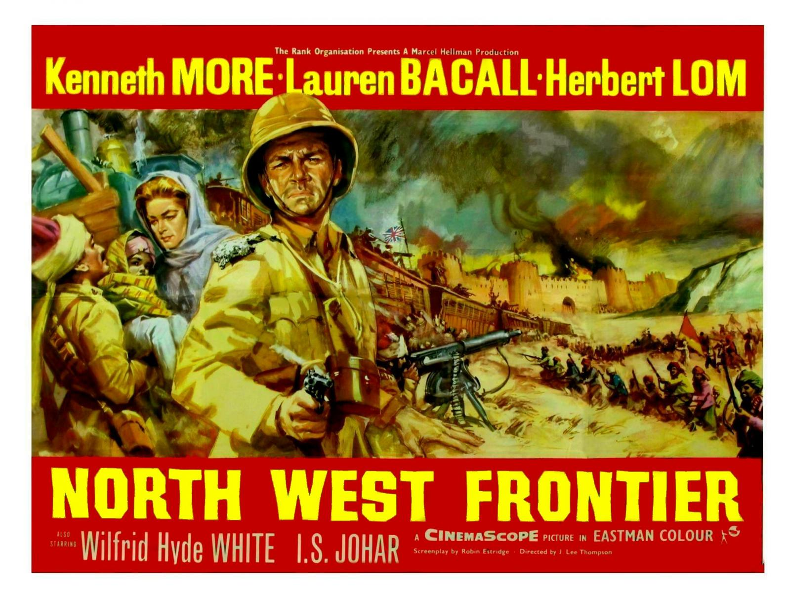 North West Frontier (1959) - Photo Gallery - IMDb