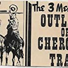 Rufe Davis, Bob Steele, and Tom Tyler in Outlaws of Cherokee Trail (1941)