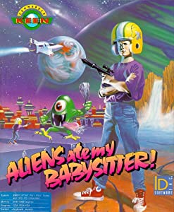 New english movie for free download Aliens Ate My Baby Sitter! by [640x320]
