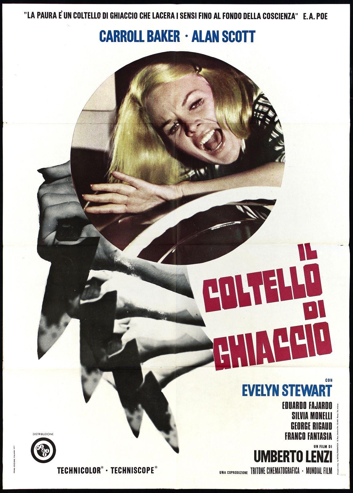 Il coltello di ghiaccio (1972) - IMDb