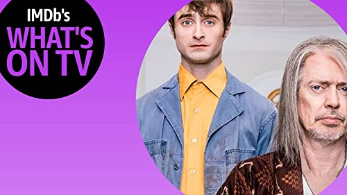 """Daniel Radcliffe and Steve Buscemi Answer Our TV Prayers on """"Miracle Workers"""""""