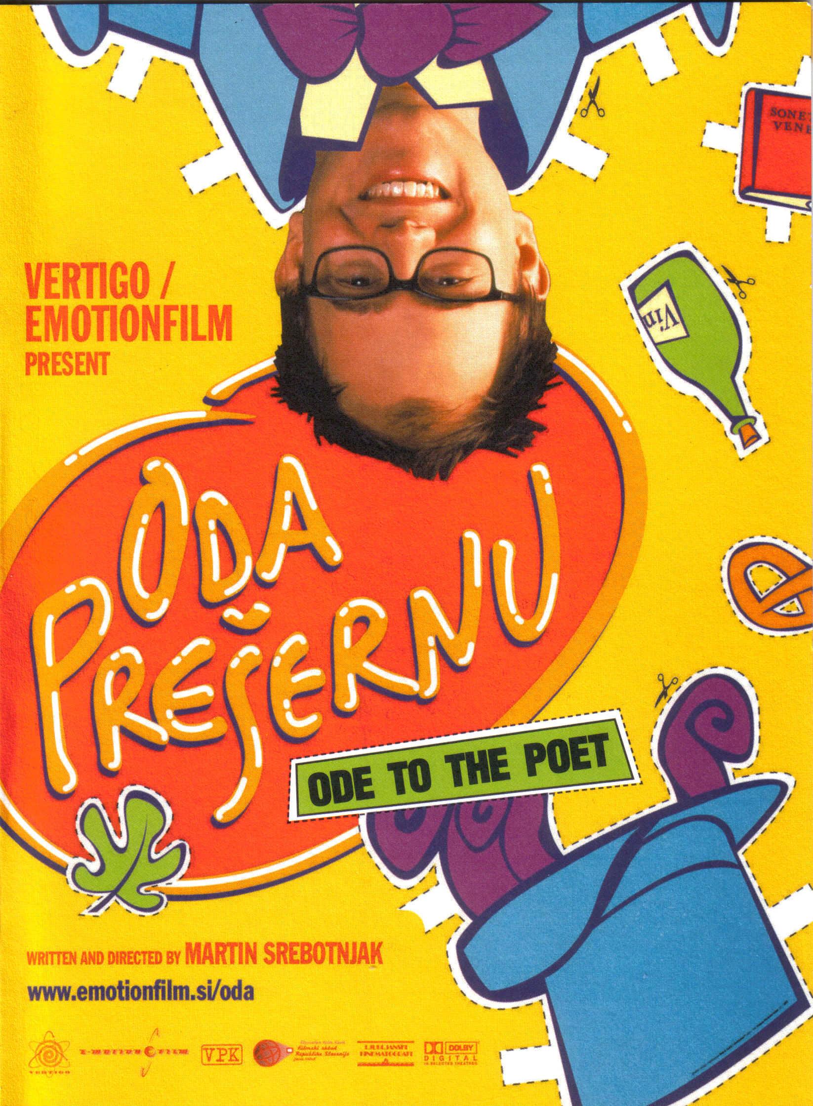 Oda Presernu (2001)