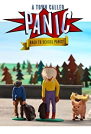 Back to School Panic! Poster