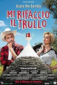 Uccio De Santis and Lorena Cacciatore in Mi rifaccio il trullo (2016)