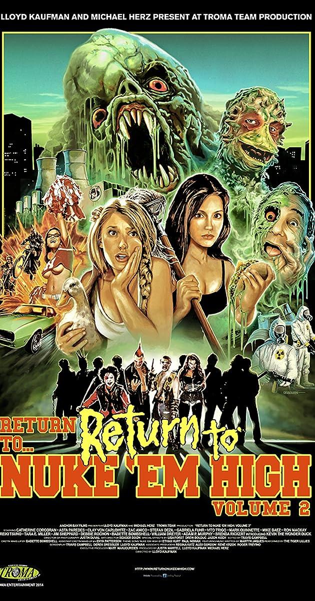 Return To Return To Nuke Em High Aka Vol 2 2017 Full Cast Crew Imdb Contact josh potter on messenger. return to nuke em high aka vol 2