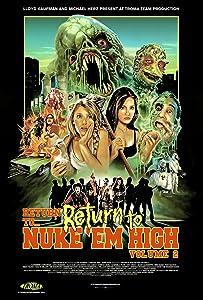 the Return to Return to Nuke 'Em High Aka Vol. 2 full movie in hindi free download hd