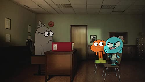 The Amazing World Of Gumball: The Fraud